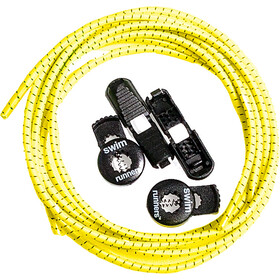 Swimrunners Swimrun Laces 2x100cm, neon yellow